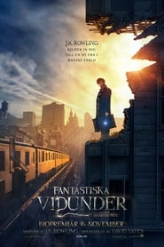Image Fantastiska vidunder och var man hittar dem – Fantastic Beasts and Where to Find Them