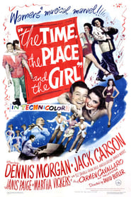 The Time, The Place and The Girl plakat