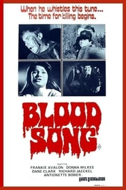 Poster Blood Song 1982