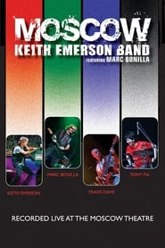 Keith Emerson Band - Moscow Tarkus 2010