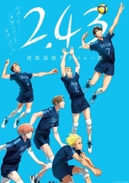 2.43: Seiin High School Boys Volleyball Team (2021) poster