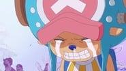 One Piece Season 14 Episode 537 : Keep Shirahoshi Safe! Decken Close Behind!