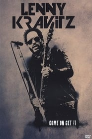 Poster Lenny Kravitz - Come On Get It 2011
