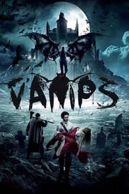 Poster Vamps 2017