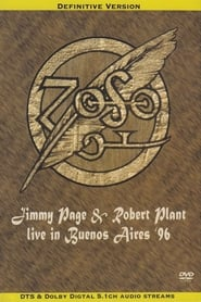 Jimmy Page & Robert Plant – Live In Buenos Aires '96 1996