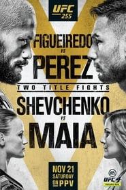 UFC 255: Figueiredo vs. Perez (2020)