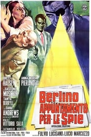 Berlino - Appuntamento per le spie 1965