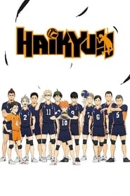 Haikyu!! - Haikyu!! Karasuno High School vs Shiratorizawa High School