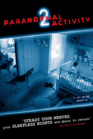 Poster for Paranormal Activity 2