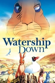 Poster for Watership Down