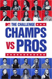 Seriencover von The Challenge: Champs vs. Pros