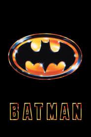 Poster Batman 1989
