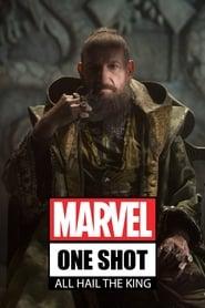 Poster Marvel One-Shot: All Hail the King 2014