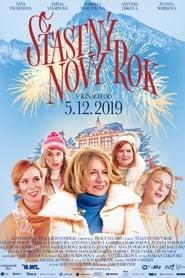 Poster Šťastný nový rok 2019