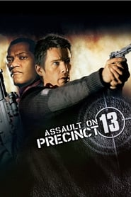 Poster for Assault on Precinct 13