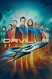 TV show cover of The Orville