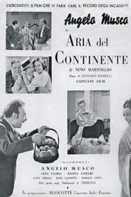 L'aria del continente 1939