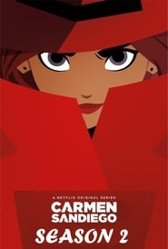 Carmen Sandiego Season 2 Episode 2
