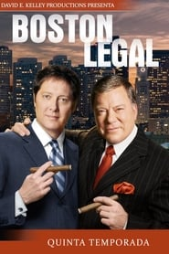 Boston Legal streaming vf poster