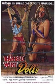 Poster Barbed Wire Dolls 1976