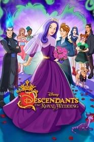 Descendants: The Royal Wedding (2021) poster
