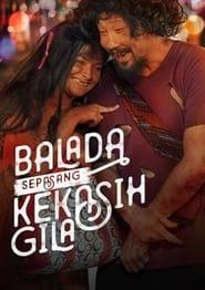 Balada Sepasang Kekasih Gila (2021) poster