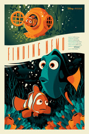 Finding Nemo 2003 Poster