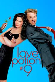 Poster Love Potion No. 9 1992