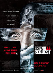 Guarda Friend Request – La morte ha il tuo profilo Streaming su CasaCinema