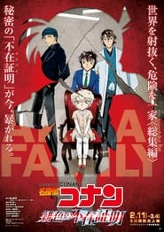 Detective Conan Scarlet Absence Proof (2021)
