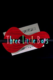 Poster Three Little Bops 1957