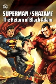 Superman/Shazam!: The Return of Black Adam (2010) BluRay 480p, 720p