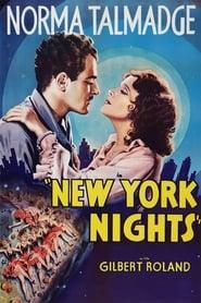 New York Nights 1929