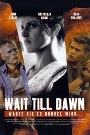 Wait Till Dawn – Warte bis es dunkel wird… (1997)