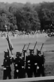 Revue à Longchamp : défilé du Génie