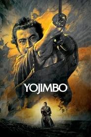 Poster Yojimbo 1961