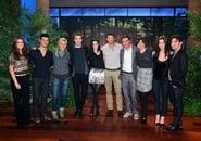 Robert Pattinson, Kristen Stewart, Taylor Lautner & Kellan Lutz, Ashley Greene, Nickki Reed, Jackson Rathbone, Peter Facinelli & Elizabeth Reaser, Bruno Mars