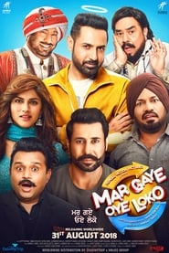 Mar Gaye Oye Loko 2018 [Punjabi] Full Movie Download 720p HDTS