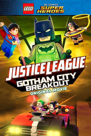 LEGO DC Comics Super Heroes: Justice League – Gotham City Breakout