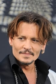 Portrait of Johnny Depp
