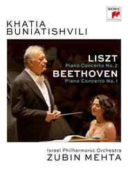 Khatia Buniatishvili, Israel Philharmonic Orchestra, Zubin Mehta - Liszt · Piano Concerto No. 2 – Beethoven · Piano Concerto No. 1 2017