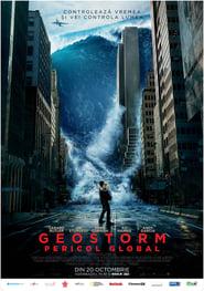 Jodi Lyn Brockton Poster Geostorm: Pericol global