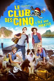 Le club des cinq - L'île aux pirates