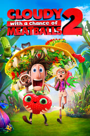 Poster Cloudy with a Chance of Meatballs 2 2013