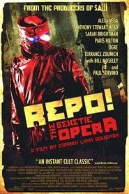 Poster Repo! The Genetic Opera 2008