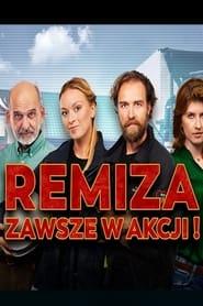Poster Remiza. Zawsze w akcji! 2021