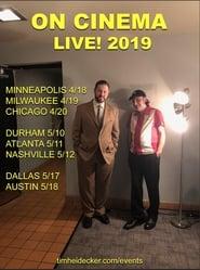On Cinema Live (2021)