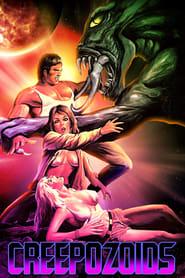 Poster Creepozoids 1987