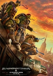 Teenage Mutant Ninja Turtles: Out of the Shadows / Χελωνονιντζάκια II