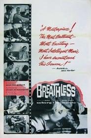 Poster Breathless 1960